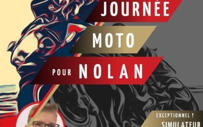 Journée Moto pour Nolan